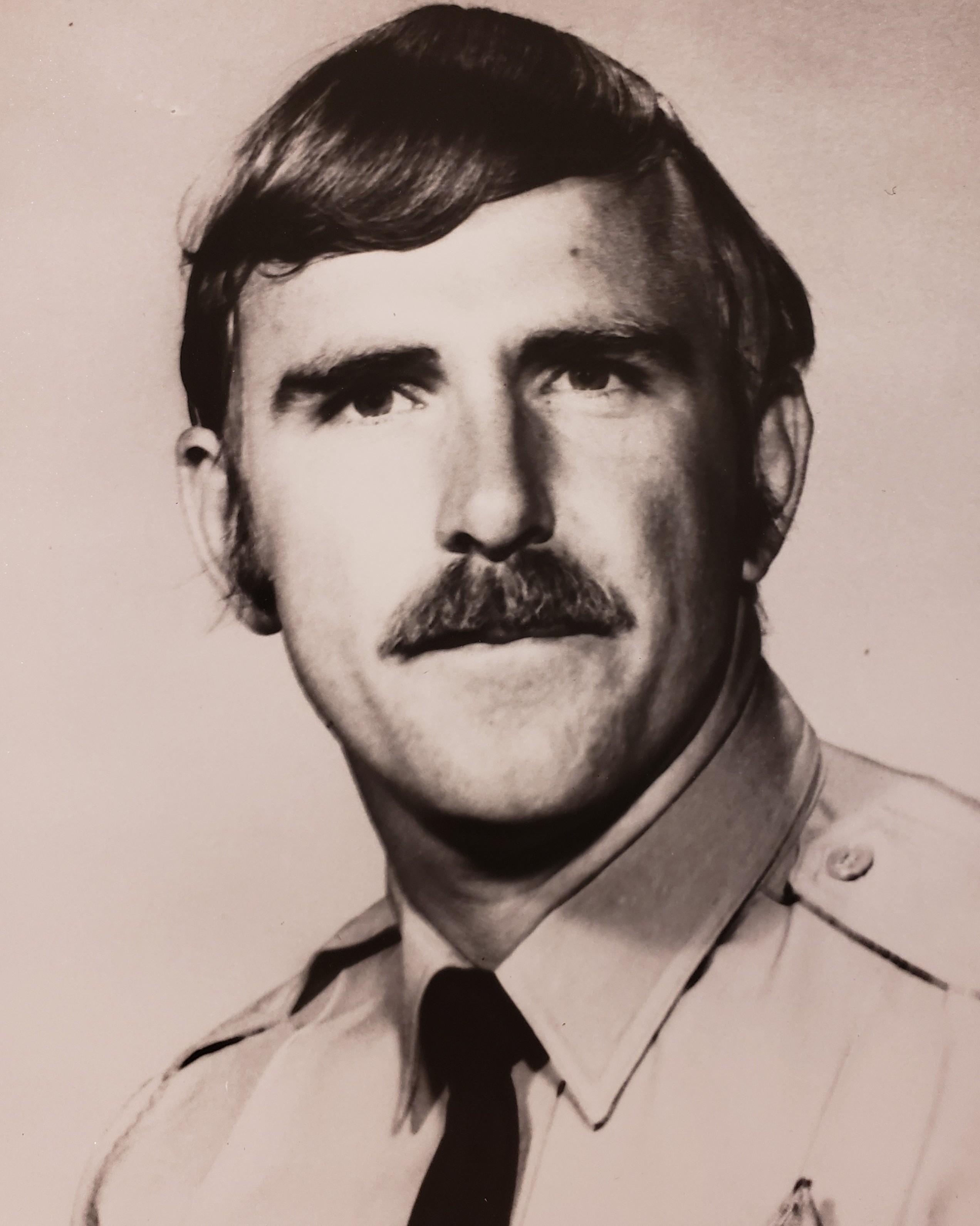 Deputy Sheriff George R. Barthel | Los Angeles County Sheriff's Department, California