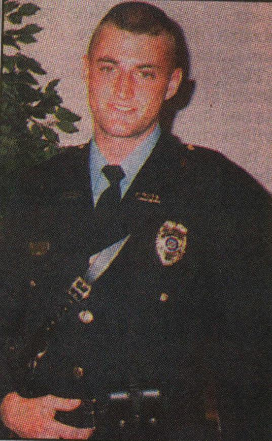 Police Officer Michael Scott Nickerson   Centreville Police Department, Maryland
