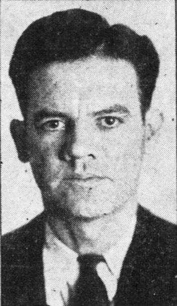 Patrolman Frederick Strother Barton | Louisville Police Department, Kentucky