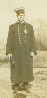 Patrolman Otto A. Welch   New Albany Police Department, Indiana
