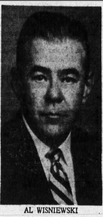 Detective Sergeant Aloysius L. Wisniewski | St. Joseph Police Department, Missouri