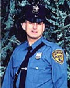 Patrolman Robert J  Ventura, Jackson Township Police Department, New
