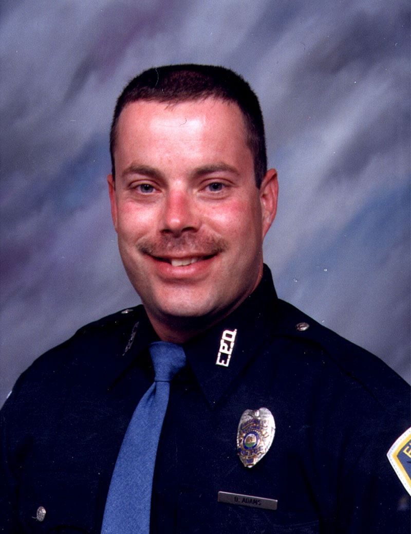 Patrolman III Douglas Michael Adams | Elkhart Police Department, Indiana