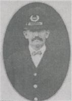 Police Officer Frank McKinsey   North Vernon Police Department, Indiana