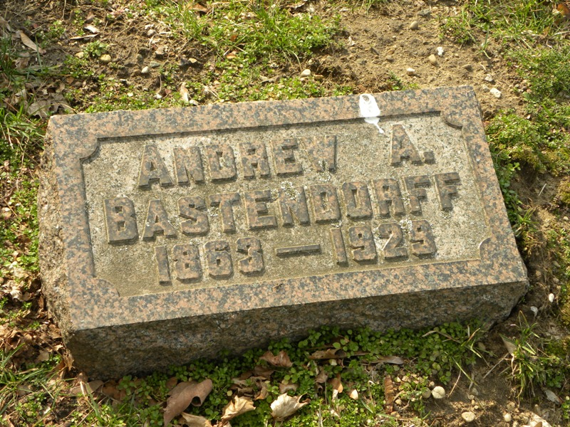 Marshal Andrew A. Bastendorff | Utica Police Department, Michigan