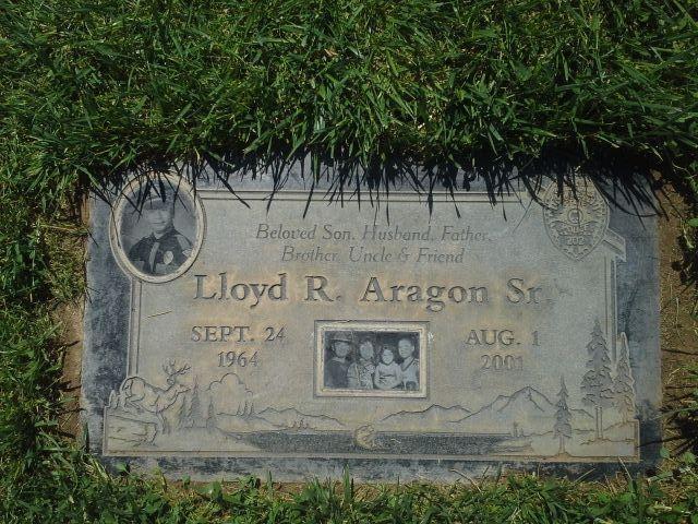 Patrolman Lloyd R. Aragon, Sr. | New Mexico State Police, New Mexico