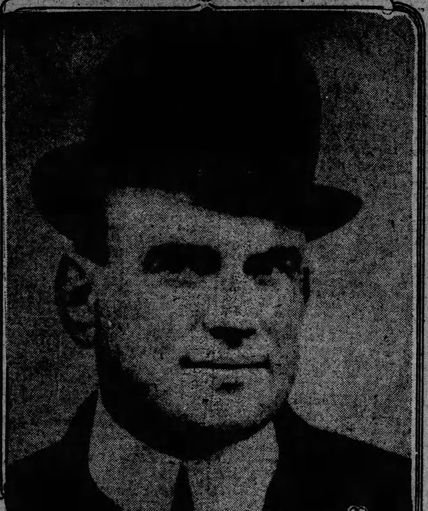 Officer Charles H. Bates | San Francisco Police Department, California