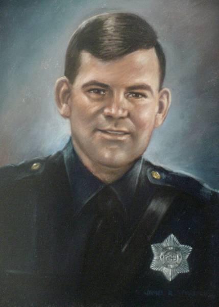 Officer Ernest Elmer Bates | Dallas Police Department, Texas