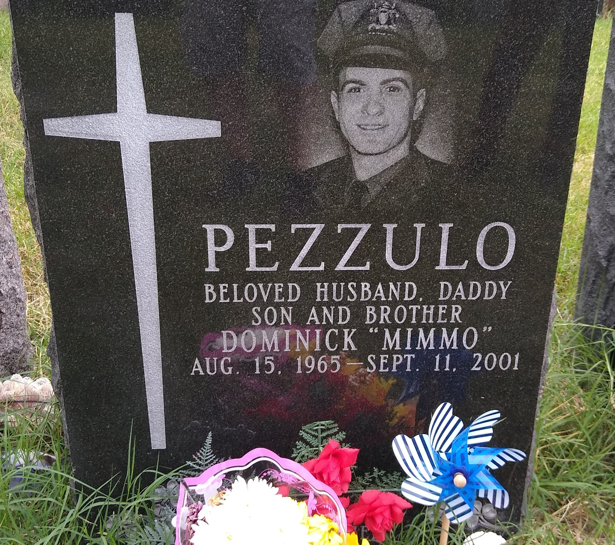Police Officer Dominick A. Pezzulo | Port Authority of New York and New Jersey Police Department, New York