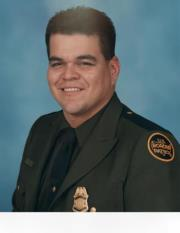 Border Patrol Agent Eloy Hernandez | United States Department of Justice - Immigration and Naturalization Service - United States Border Patrol, U.S. Government