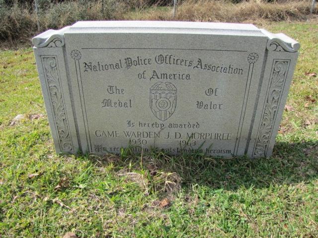 Game Warden John David Murphree | Texas Parks and Wildlife Department - Law Enforcement Division, Texas
