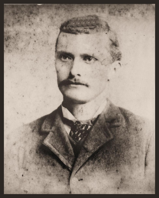 Sheriff John Lighter Frost   Chambers County Sheriff's Office, Texas
