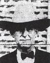 Patrolman John Emond Hensley | Muskogee Police Department, Oklahoma