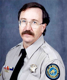 Sergeant Thomas Alan Hontz | Scottsdale Police Department, Arizona