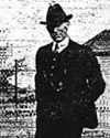 Special Police Officer Jack Chelton Harris | Atchison, Topeka and Santa Fe Railroad Police Department, Railroad Police