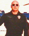 Sergeant Anthony Scott Futrell | Charlotte-Mecklenburg Police Department, North Carolina