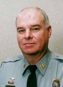 Captain Jimmy Douglas Sawyer | North Carolina Marine Patrol, North Carolina