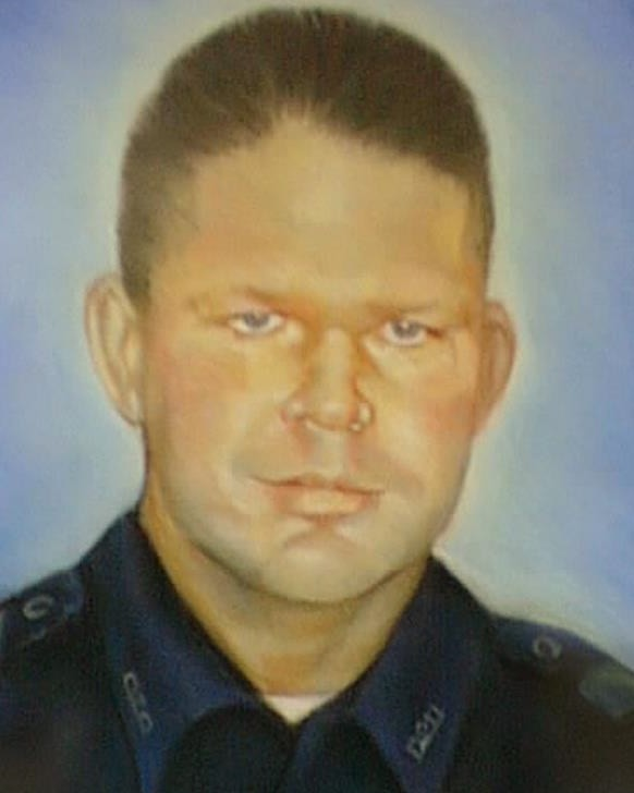 Police Officer Patrick Lee Metzler | Dallas Police Department, Texas