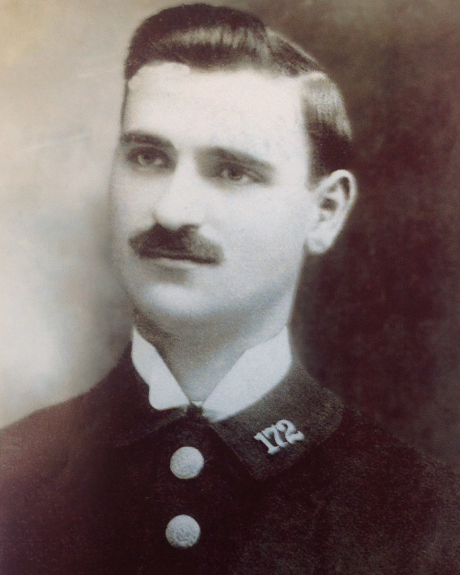 Patrolman Philip Endress | New York City Police Department, New York