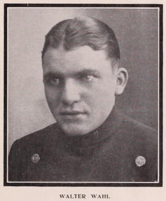 Patrolman Walter Wahl | New York City Police Department, New York