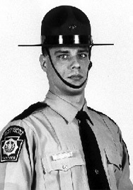 Trooper Brian Allen Patterson | Pennsylvania State Police, Pennsylvania
