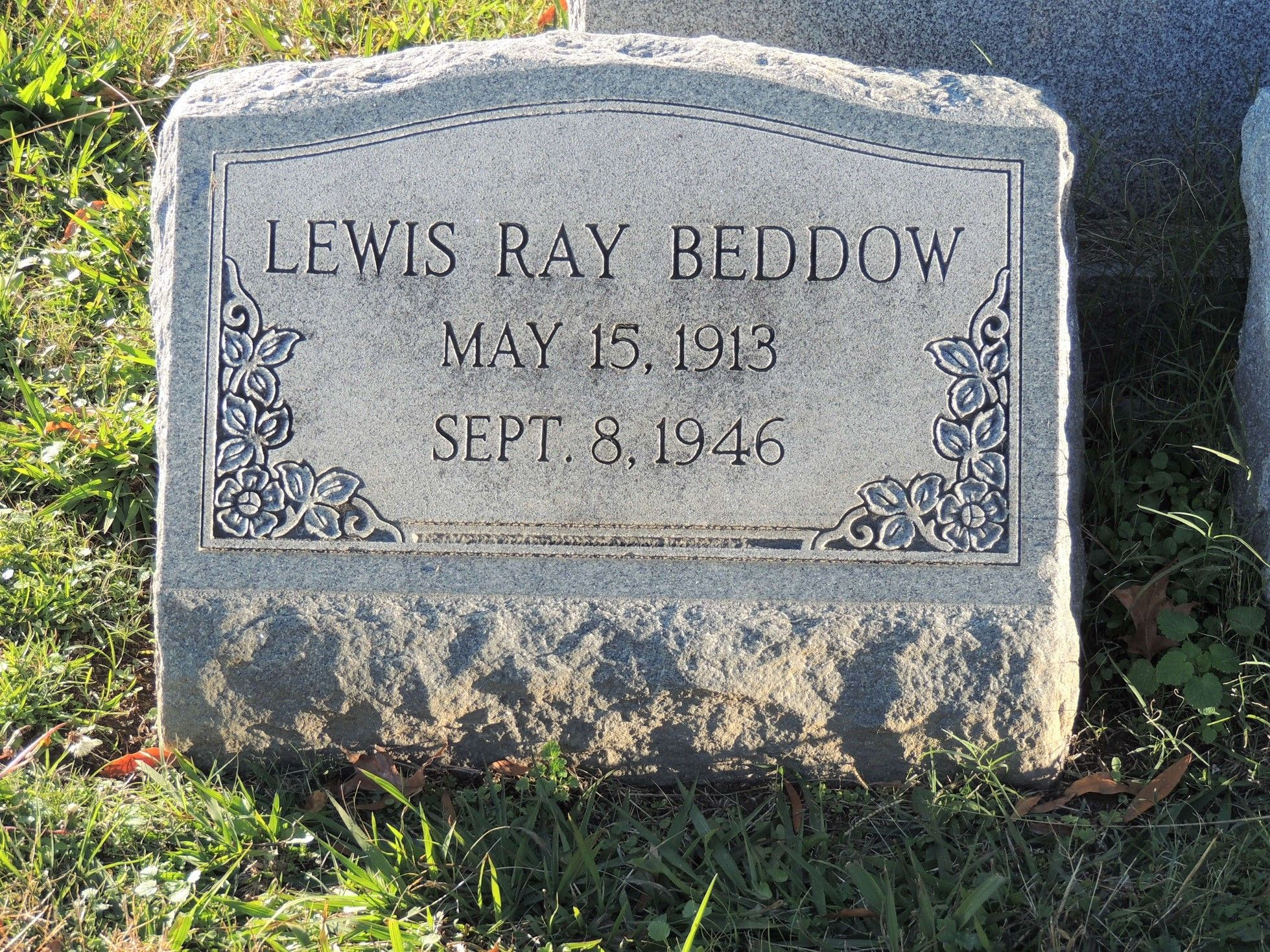 Patrolman Lewis Ray Beddow | Henrico County Police Department, Virginia
