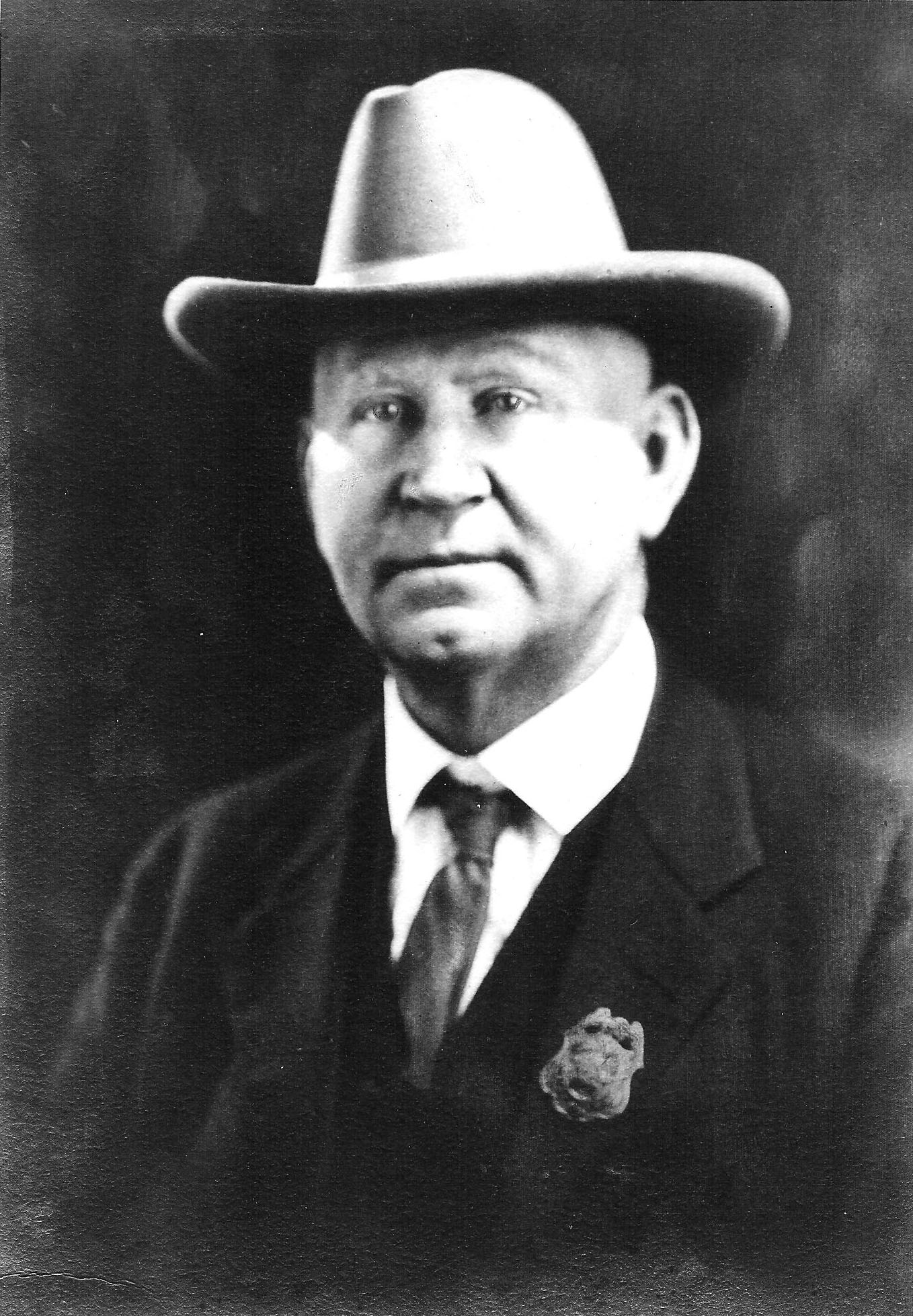 Chief George Emory Bedford | Cisco Police Department, Texas