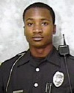 Police Officer Aaron Jovon Blount, Fulton County Police Department