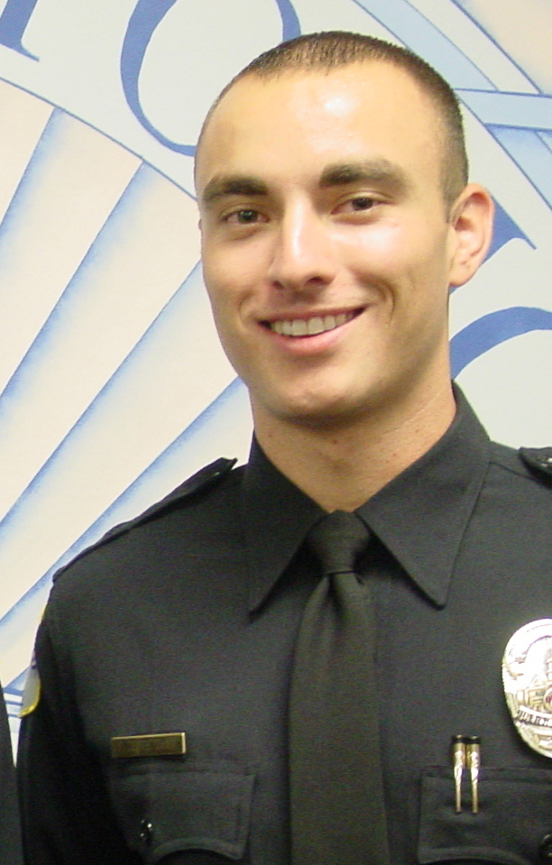 Police Officer Tony Willi Zeppetella | Oceanside Police Department, California
