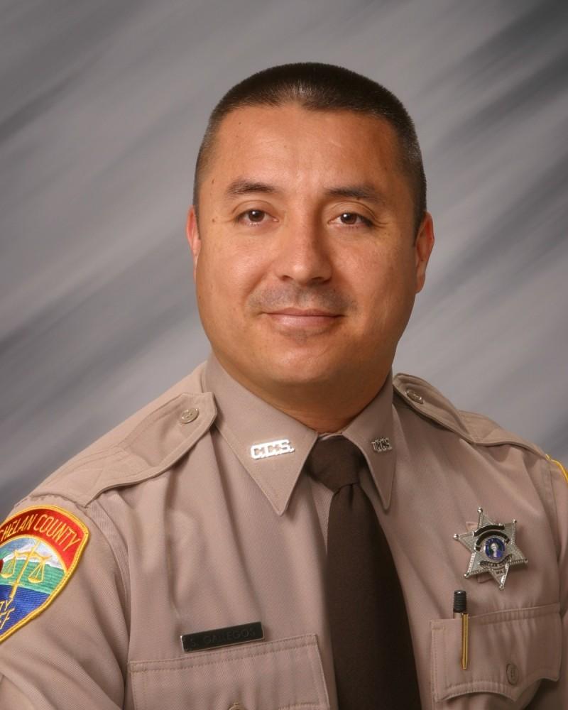 Deputy Sheriff Saul Gallegos | Chelan County Sheriff's Office, Washington