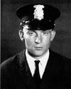Police Officer Frederick W. Behrend | Detroit Police Department, Michigan