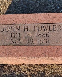 Deputy Sheriff John Howard Fowler | Pontotoc County Sheriff's Office, Oklahoma