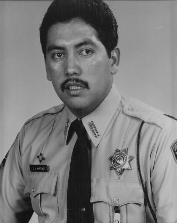 Deputy Jerry Arnold Martinez | Rio Arriba County Sheriff's Office, New Mexico