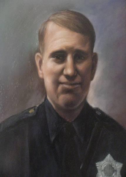 Officer Luke J. Bell   Dallas Police Department, Texas