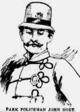 Patrolman John E. Hoey | New York City Police Department, New York