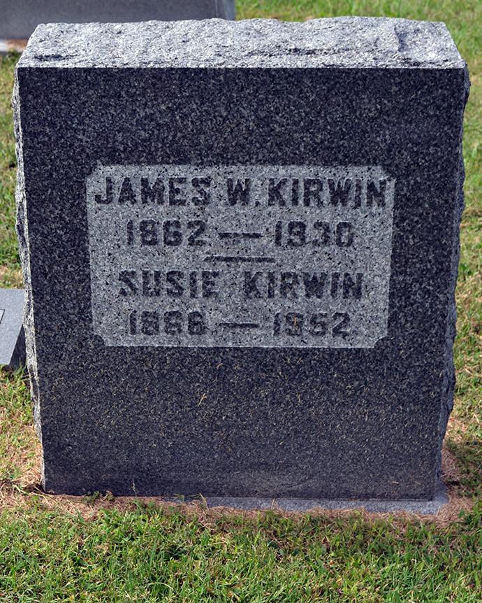 Chief of Police James Washington Kirwin | Crisfield Police Department, Maryland