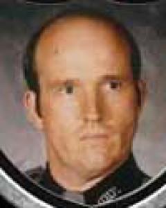 Trooper Travis Leon Bench Oklahoma Highway Patrol Oklahoma