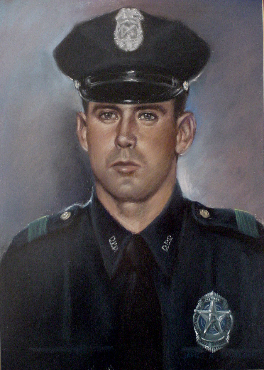 Officer Francis Weldon Bennett | Dallas Police Department, Texas