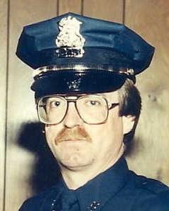 Patrolman Richard John Burchick | Erie Police Department, Pennsylvania