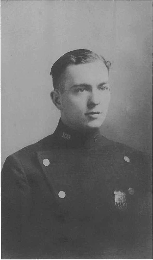 Patrolman William B. Gill | New York City Police Department, New York