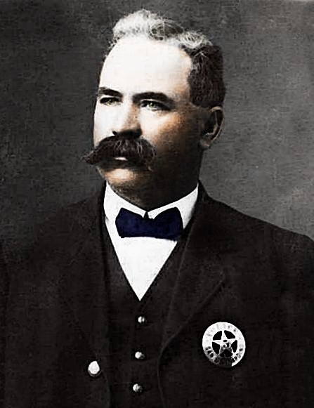 Town Marshal James Monroe West, Jr. | Needles Police Department, California