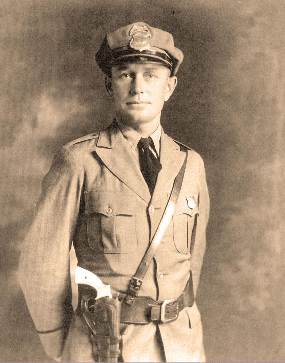 Deputy Sheriff Carl Edward Garrett | Denton County Sheriff's Office, Texas