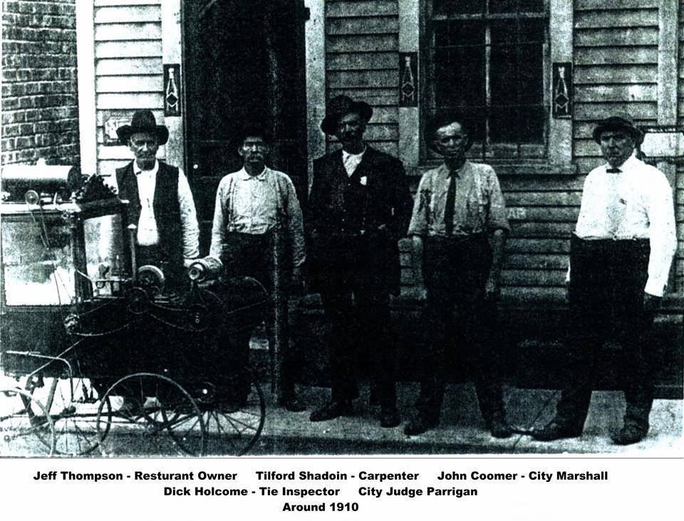 City Marshal John C. Coomer | Burnside Police Department, Kentucky