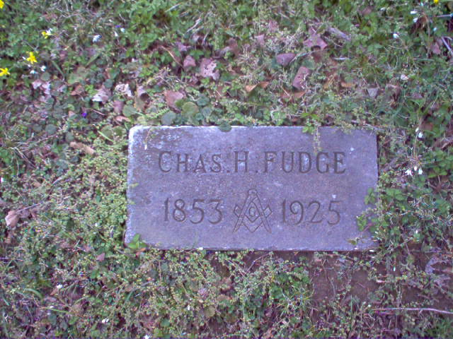 Night Watchman Chas H. Fudge | Nashville City Police Department, Tennessee