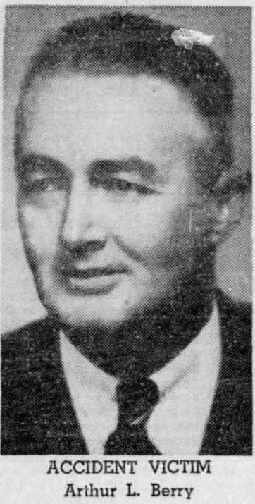 Patrolman Arthur L. Berry   Tampa Police Department, Florida