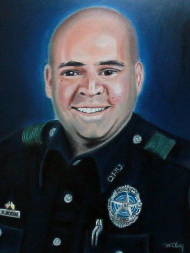 Police Officer Brian Howard Jackson | Dallas Police Department, Texas