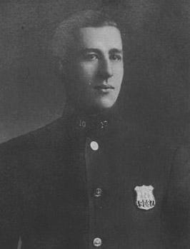 Patrolman Thomas H. Beresford | New York City Police Department, New York