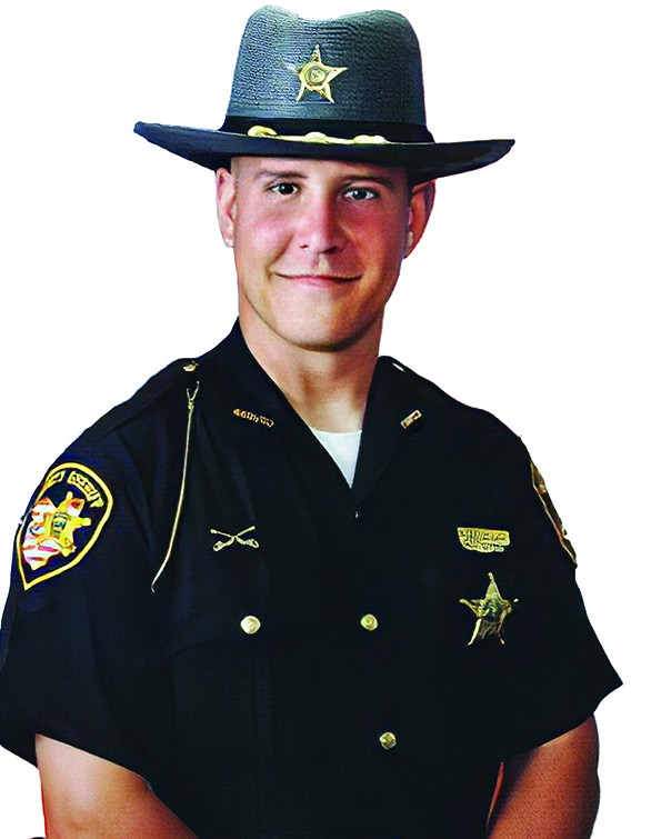 Deputy Sheriff Ethan G. Collins | Fairfield County Sheriff's Office, Ohio