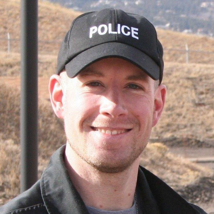Detective Jared Scott Jensen | Colorado Springs Police Department, Colorado