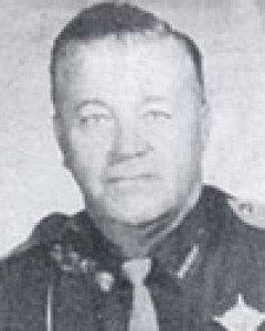 Sheriff James Cletus Goodwin, Spencer County Sheriff's ...